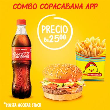 Gaseosa sin Costo Copacabana